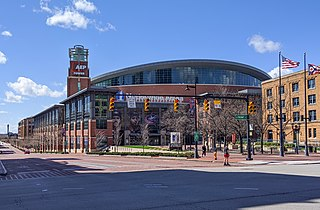 Nationwide Arena Arena in Columbus, Ohio, United States