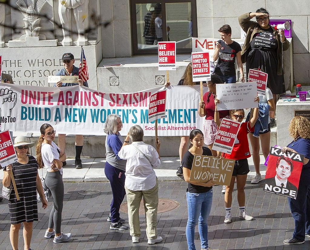 Columbus Ohio Kavanaugh protest IMG 6296 (2) (43330488510).jpg