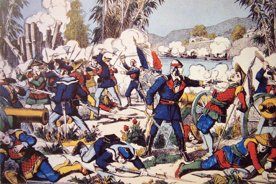 Combat of Nam Dinh 19 July 1883