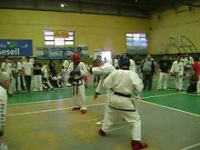 Archivo:Combate tang soo do..ogv