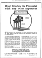 Commercial Camera Company Photostat advert in Engineering News v69 n25 1913-06-19.png
