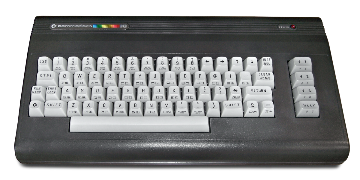 Commodore 16 - Wikipedia
