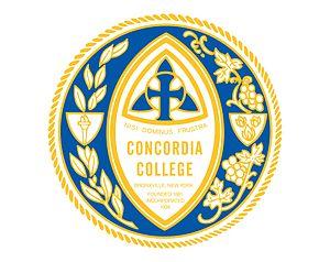 Concordia College (New York) - Seal of Concordia College