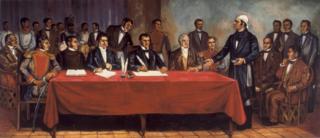 Congress of Chilpancingo Legislative body in present-day Mexico