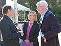 Congressman George Miller at the Orinda Senior Housing Groundbreaking Ceremony on January 25, 2013. (8448411470).jpg