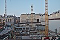 Construction site of the BNP Paribas Fortis headquarter in Montagne du Parc, Brussels, Belgium (DSCF4134).jpg