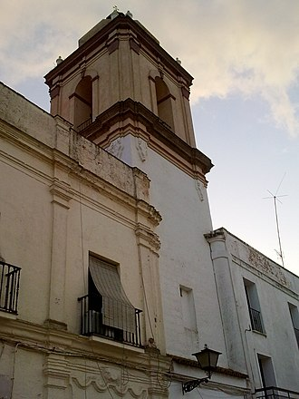 Cartaya - Convent of the Blessed Trinity.