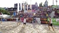 File:Coop Beachtour Basel 2016 Vierelfinal Gregory-Sheaf (GBR) vs Metral-Strasser (SUI).webm