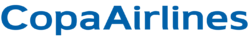 Alternatives Logo der Copa Airlines Colombia