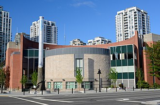 Coquitlam - Coquitlam City Hall