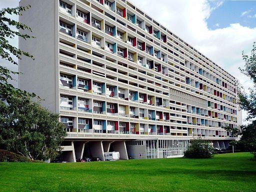 Corbusierhaus Berlin B