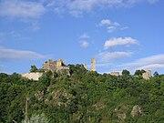 Znojmo - Cornstejn (ruins)