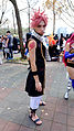 Cosplayer of Natsu Dragneel, Fairy Tail at CWT42 20160213.jpg
