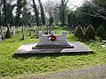 Coton War Memorial and Graveyard - geograph.org.uk - 704178.jpg