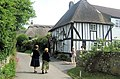 Cottages at Rodmell, Sussex - geograph.org.uk - 711567.jpg