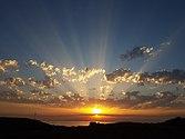 Coucher de soleil (Massif armoricain).jpg