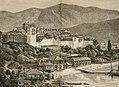 Couvent de Vatopédi - Mont Athos - Marie-Eugène-Melchior de Vogüé - 1887.jpg