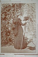 Cover illustration of E. Jane Gay with her camera, ca. 1889-1897. (23713911211).jpg