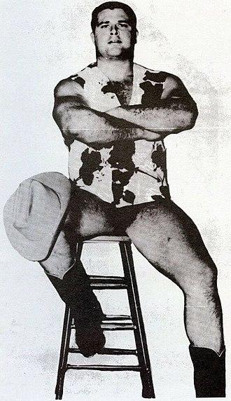 Bill Watts - Watts in 1968