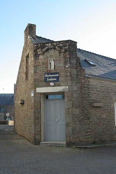 Restaurant scolaire de Crach.