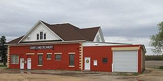 Courtland, Minnesota City in Minnesota, United States