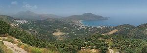 Foinikas, Crete - Myrthios and Plakias