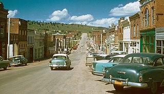 Cripple Creek Historic District United States historic place