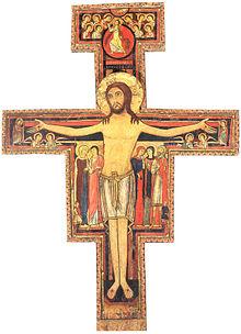 O crucifixo de São Damião