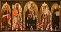 Cristoforo di Benedetto, Madonna col Bambino in trono e santi, Pinacoteca Domenico Inzaghi.jpg