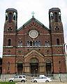Crossroads at Old Saint George Church (Cincinnati, Ohio) - exterior 2.jpg