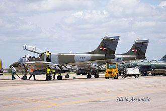 FMA IA 58 Pucará - Uruguayan Air Force Pucarás