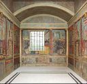 Cubiculum (bedroom) from the Villa of P. Fannius Synistor at Boscoreale MET DP143704.jpg