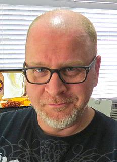 Cully Hamner American comic book artist
