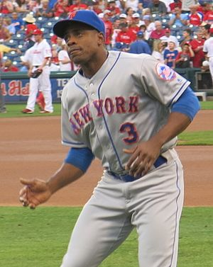 Center fielder - Image: Curtis Granderson on July 16, 2016 (cropped)