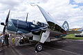 Curtiss SB2C-5 Helldiver BuNo 83589 NX92879 LSideFront SNF 16April2010 (14443816659).jpg