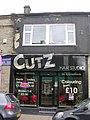 Cutz Hair Studio - Northgate - geograph.org.uk - 1760385.jpg
