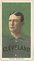 Cy Young, Cleveland Naps, baseball card portrait LCCN2008676576.jpg