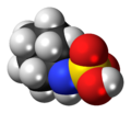 Cyclamic acid 3D spacefill.png