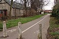 Cycle Track and Footpath off Holderness Road, Hull - geograph.org.uk - 787645.jpg