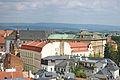 Cyrilometodějská teologická fakulta Univerzity Palackého - hlavní budova i budova Na Hradě, Olomouc.jpg