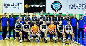 Czarni Radom - Czarni Radom 2014-15 season