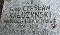 Czeslaw Kaluzynski, the parish priest, Zydowo.JPG