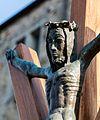 Dülmen, Heilig-Kreuz-Kirche, Kreuz -- 2015 -- 5182.jpg