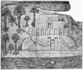 D503- la tour de babel d'après un bas-relief assyrien. -L2-Ch 3.png