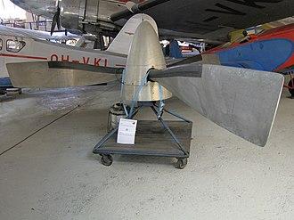 Hamilton Standard - Hamilton Standard propeller used in Douglas DC-6