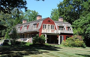 National Register of Historic Places listings in Franklin Lakes, New Jersey - Image: DE GRAY HOUSE, FRANKLIN LAKES, BERGEN COUNTY, NJ