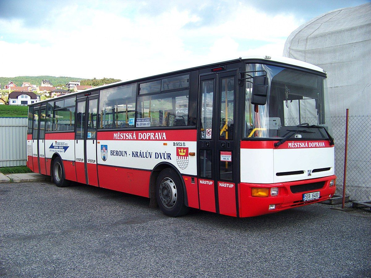 karosa b 952