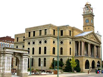 George F. Hammond - Stark County Courthouse