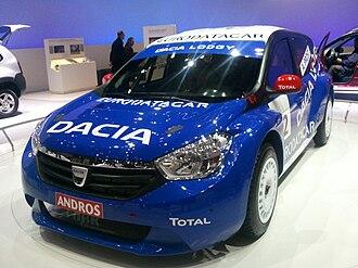 Dacia Lodgy - Lodgy Glace