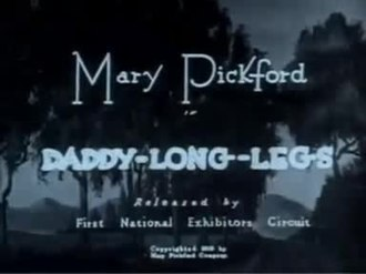 ファイル:Daddy-Long-Legs (film, 1919).webm